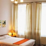 спальня на подобовій квартирі у Львові по вул. Мартовича 3, фото 2