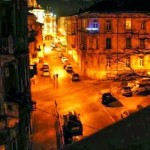 вигляд з вікна на подобовій квартирі у Львові по вул. Мартовича 3